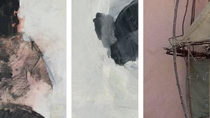 offenes atelier 2017. zeichnung und malerei. zu gast: uwe hennig. berlin. <br/> 15:00 livemusik. afinada balladen - bossanova
