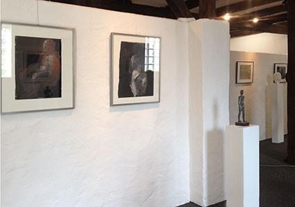 Es sind alle Interessierten jederzeit herzlich eingeladen vorbeizuschauen!<br/>Die Adresse: Galerie ebe in Parchim, Lübzer Chaussee 7