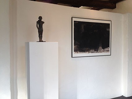 Die Ausstellung läuft über den Sommer bis Anfang September.